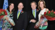 WGA Grocer of Year 2012 Tim & Kevin Metcalfe