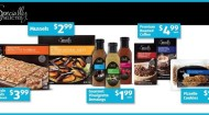 Aldi's Specially Selected product line