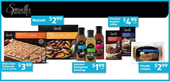 Aldi Introduces Exclusive Premium Product Line