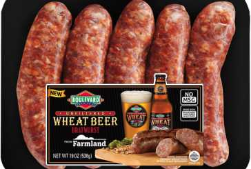 Farmland Foods And Boulevard Brewing Co. Unveil New Wheat Beer Brats