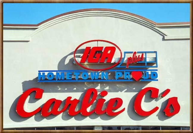N.C. Retail Merchants Association Recognizes Carlie C's IGA