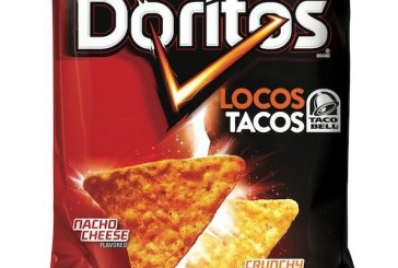Doritos Locos Tacos Tortilla Chips Hit The Snack Aisle