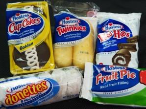 Hostess cakes