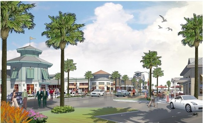 Hilton Head's First Kroger Marketplace To Anchor $74M Development
