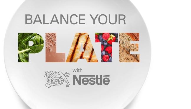 Nestle USA Launches 'Balance Your Plate' Education Campaign
