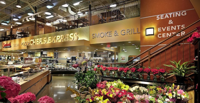 api(+) Designed Schnucks Grocery Store In Ballwin, Mo.