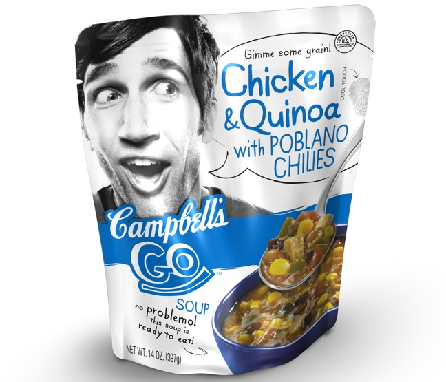 Campbell Quinoa Package