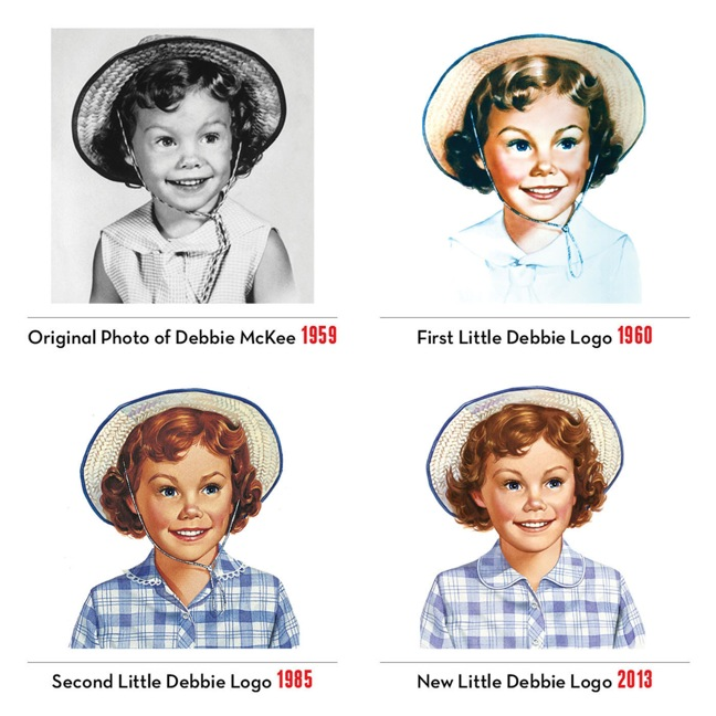 Little Debbie Logo Gets First Makeover In Nearly 30 Years