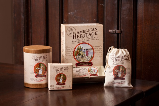 American Heritage Chocolate Debuts New Product Formats, Commemorative Packaging