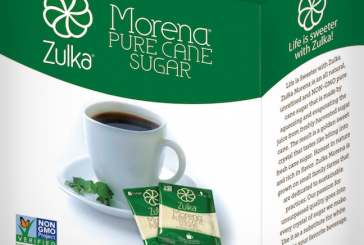 Zulka Morena Pure Cane Sugar Launches Single Serve Packets
