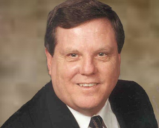 Ron Edgmon of the Oklahoma Grocers Association