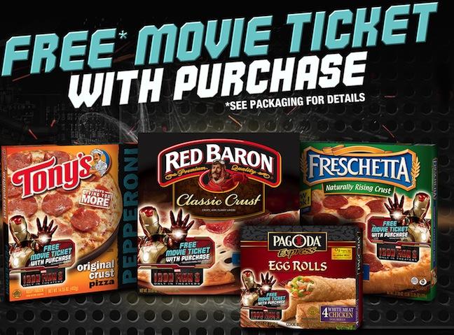 Free Movie Tickets from Schwan