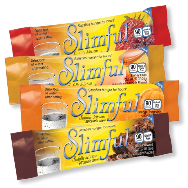 Slimful Chews Can Help Satisfy Hunger