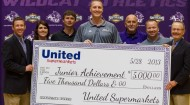 United donates to Junior Achievement in Abilene, Texas