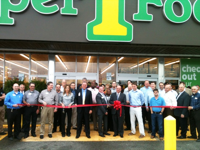 Super 1 Foods In Winnsboro, La., Kicks Off Grand Opening Festivities