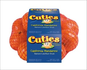 Cuties Trademark Sold As Wonderful Brands Expands Produce Portfolio