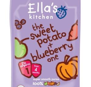 Ella's Kitchen baby food pouch