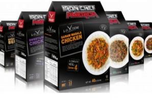 Iron Chef America Meals