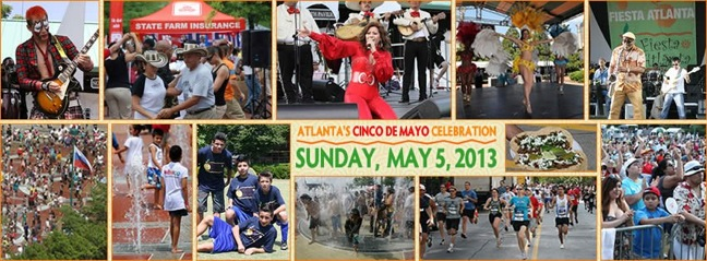 Kroger Sponsoring Fiesta Atlanta Cinco de Mayo Celebration