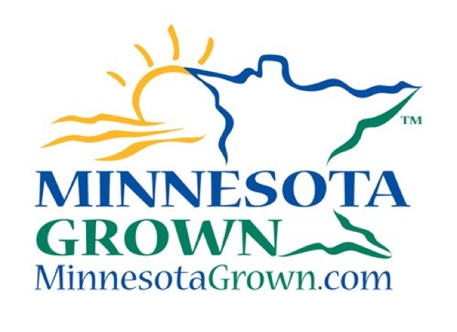 Minnesota Grown logo