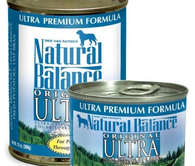 Natural Balance pet food