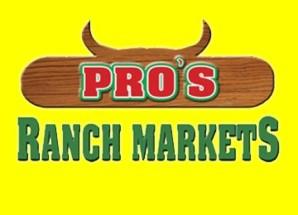 Pro's Ranch Markets logo