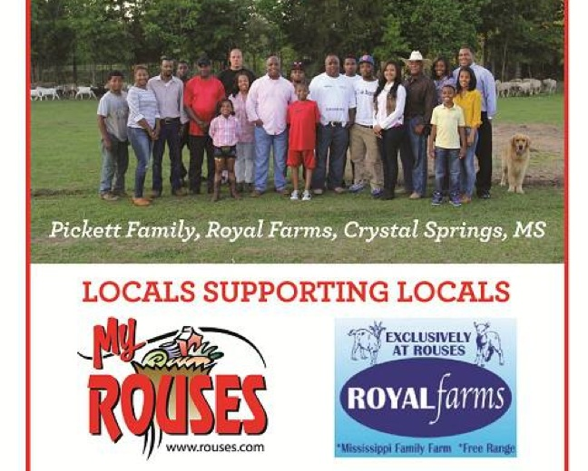 Rouses Partners With Royal Family Farms To Offer Fresh Miss. Goat, Lamb