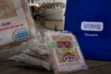 First Packaged Louisiana Certified Seafood Product Unveiled