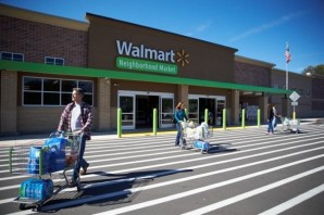 Walmart Posts First Quarter Results