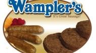 Wampler's Farm Sausage logo art