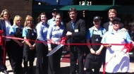 Alb-SLO-ribbon cutting