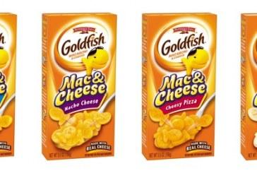 Pepperidge Farm Introduces Goldfish Mac & Cheese