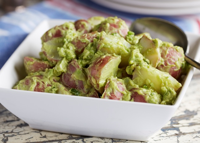 CAC-Guacamole Potato Salad