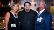 Chef with Astrid, Fred Alessi