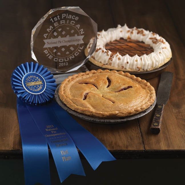 Kroger Private Selection Pies Win Blue Ribbons At Championships
