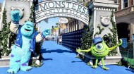 Monsters blue carpet event