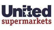 New United Supermarkets logo
