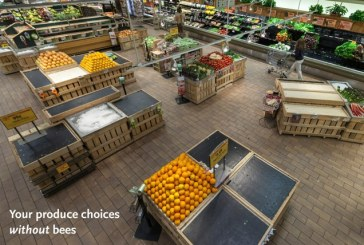 Whole Foods Shares What Produce Department Would Look Like Without Bees