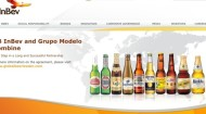 AB InBev website image