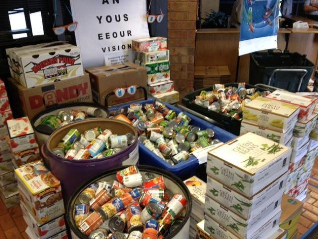 Ball Corp.'s Food Drive Provides 145K Meals For Colorado's Needy