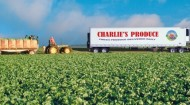 Charlie's Produce truck