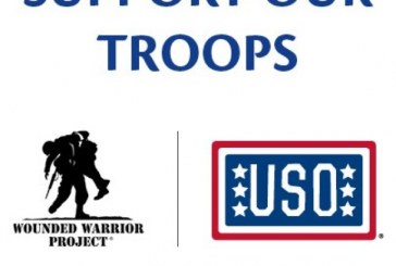 Giant, Martin's Customers Support Troops With $517K Donation