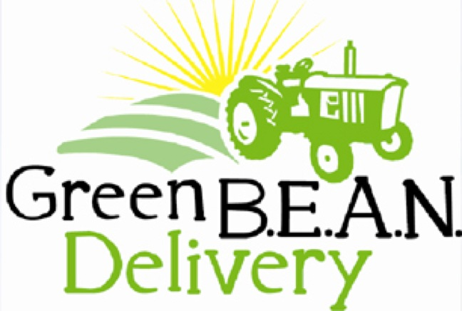 Green BEAN Delivery logo