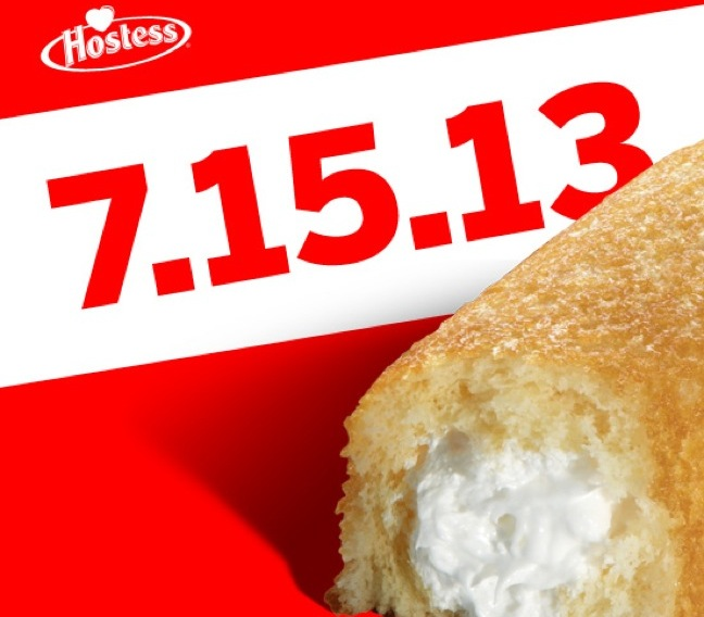 Twinkies Returning To Shelves Next Month