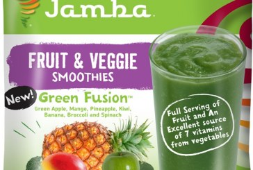 Jamba Retail Smoothie Line Grows With Addition Of Green Fusion