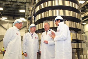 Muller Quaker Dairy Yogurt Manufacturing Facility Opens In New York