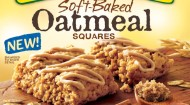 NATURE VALLEY SOFT-BAKED OATMEAL SQUARES