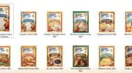 Pioneer brand gravy mixes