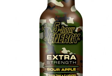 New Extra Strength Sour Apple 5-Hour Energy Targets Outdoorsmen
