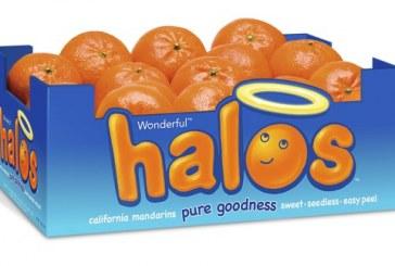 Paramount Citrus Debuts Wonderful Halos Mandarins